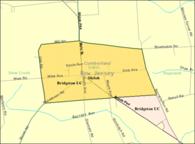 Census Bureau map of Shiloh, New Jersey.png