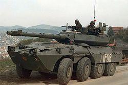 IVECO - OTO Melara Centauro B1 (8x8) Tank Destroyer