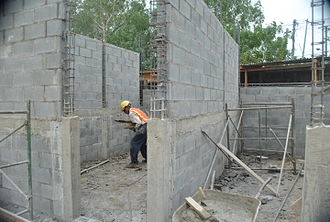 Surgeons of Hope - Pediatric Heart Center of Nicaragua in construction