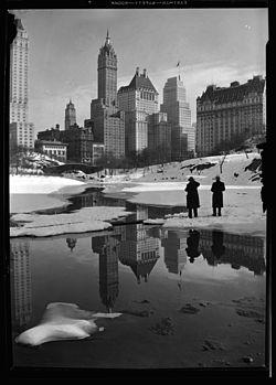 Central Park, Plaza at the pond, New York City, NY 5a18137u original.jpg