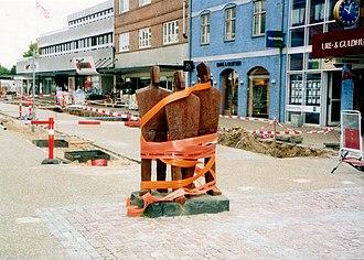Ballerup - Town centre