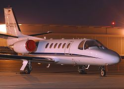Cessna Citation XLS der Eagle Aviation