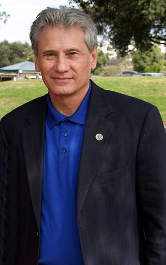 Chad Smith (politician) - Image: Chad Smith By Phil Konstantin