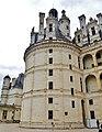 Chambord Château de Chambord Turm 4.jpg