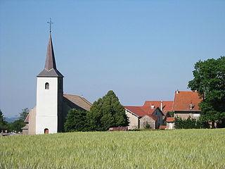 Champdray Commune in Grand Est, France