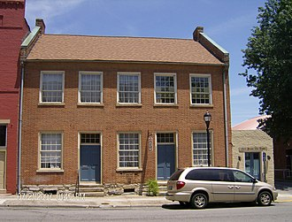 National Register of Historic Places listings in Caldwell County, Kentucky - Image: Champion Shepherdson Bldg