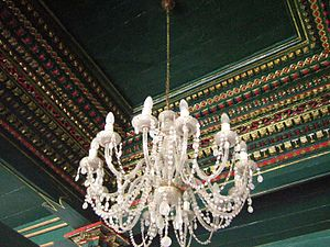 Download this Chandelier Keraton Kasepuhan picture