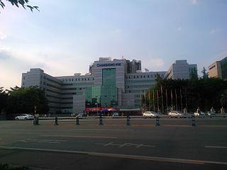 Changhong Chinese electronics company