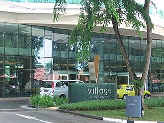 Changi Village - Changi Village Hotel