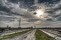 Chaotic Sunset - Gualtieri (RE) Italy - March 29, 2015 - panoramio.jpg