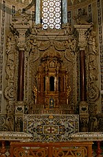 Chapel of Holy of Holies - Cathedral of Monreale - Italy 2015 (3).JPG