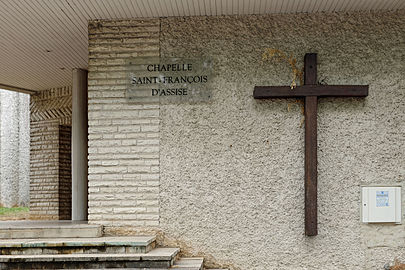 Chapelle Saint François d'Assise Dijon 03.jpg