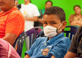 Charity gifts for Children with cancer Foundation Vanessa Isabel. Pediatric Specialty Hospital of Maracaibo 7.jpg