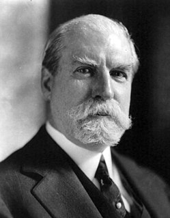 Charles Evans Hughes Chief Justice of the United States