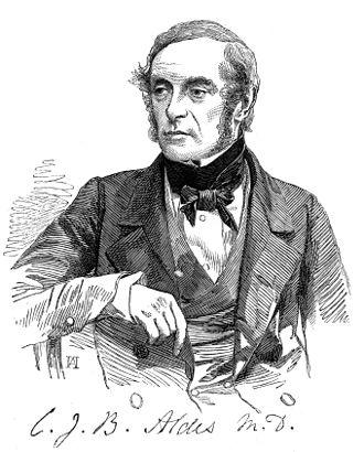 Charles James Berridge Aldis - Charles James Berridge Aldis
