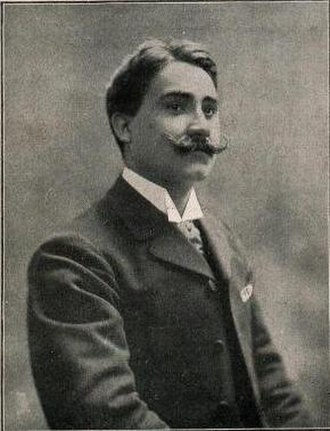 Julien (opera) - Charles Rousselière, who created the title role