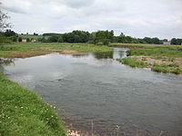 Charlieu (Loire, Fr) rivière le Sornin.JPG