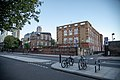 Charlotte Sharman School, Block Fronting Geraldine Street.jpg