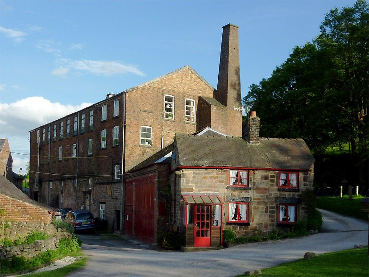 Cheddleton Flint Mill Museum, Staffordshire (geograph 2472736).jpg