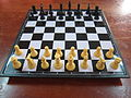 Chess Board and chess pieces.JPG