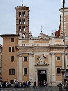 San Silvestro in Capite church