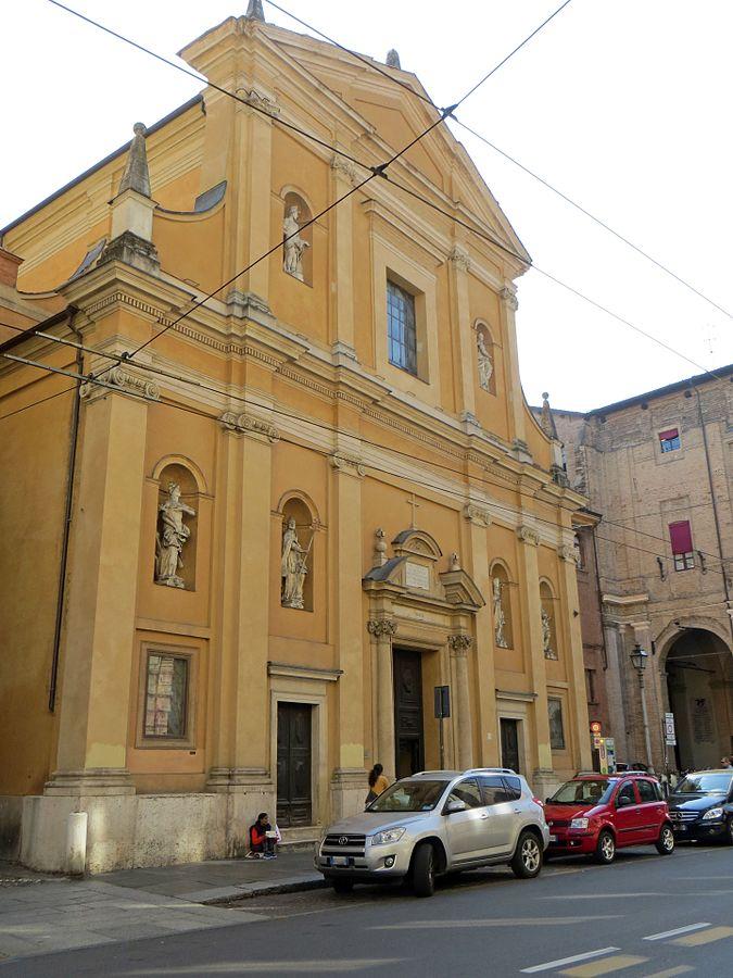 San Vitale, Parma