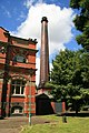 Chimney, Boughton Pumping Station - geograph.org.uk - 890250.jpg
