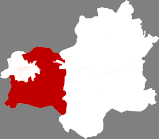Fushun County, Liaoning County in Liaoning, Peoples Republic of China