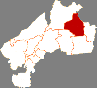 Keshan County County in Heilongjiang, Peoples Republic of China