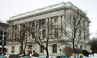 Chittenden County Superior Courthouse - 2011 photo