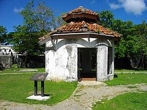 "Plaza de España (Hagåtña) - The ""Chocolate House"""