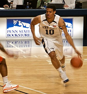 Chris Babb - Babb with Penn State in 2009