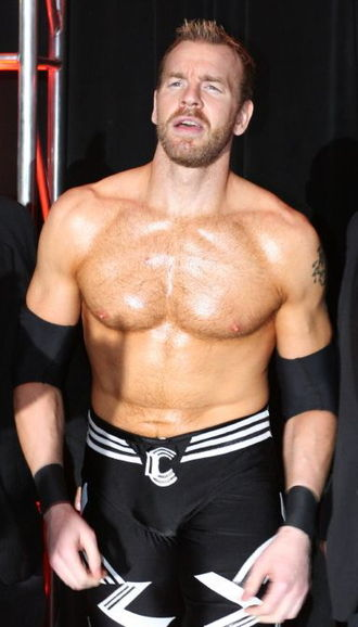 Backlash (2009) - Christian, challenger for the ECW Championship at Backlash