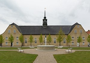 Christiansfeld - The Moravian Church in Christiansfeld