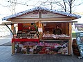 Christmas market 2015 Erzsébet Square. Bartha's Pumpkin Seed Oil. Sulyán confectionery. - Budapest.jpg