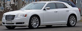 Chrysler 300C 3.6 Limited 2014 (19655263969) (cropped).jpg