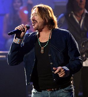 Chuck Negron - Negron performing live in 2008