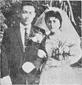 Chun Doo-hwan and Lee Sun-ja in 1958, Daegu Stadium.png