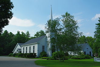 Lee, New Hampshire - Lee Church Congregational