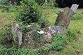 Church at Mashbury, Essex, England, churchyard table tomb at south 02.JPG
