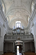 Church of St. Martin, Kraków - interior 02.jpg