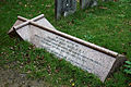 Church of St Mary Theydon Bois Essex England - Frances Mary Buss grave.jpg