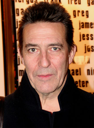 "The Stolen Eagle - Ciarán Hinds was cast as Julius Caesar, though he first deemed it ""silly"" to be offered the part."