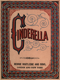 Cinderella, or the Little Glass Slipper (Dalziel) title page.png