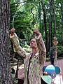 Circle by Tinka Jordy Art in the Garden Hillsborough NC 3672 (35303468184).jpg