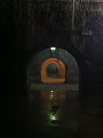 Fermo - cisterns of Fermo.