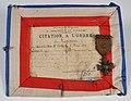 Citation d'Onésime Pezzia à l'ordre du 4ème régiment de zouaves.jpg