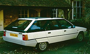 Citroën BX - Citroën BX Break (estate)