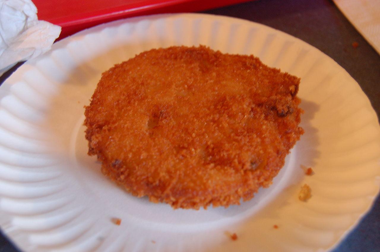 Clam Cake Recipe