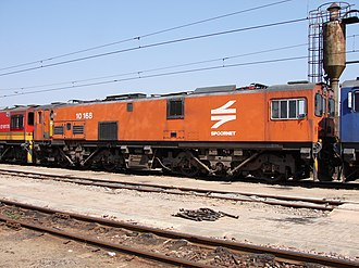 1990 in South Africa - Class 10E1, Series 2